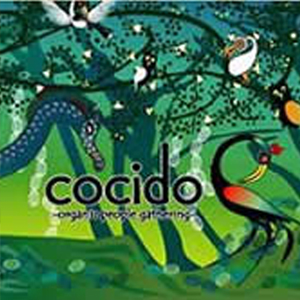 V.A 「cocido -organic people gathering-」